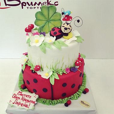 Торта Сладка Калинка