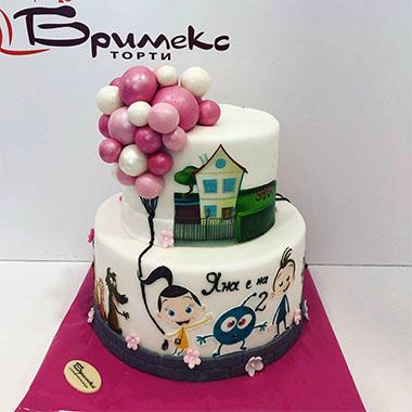 Торта Балончета 2