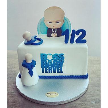 Торта Бебе Бос