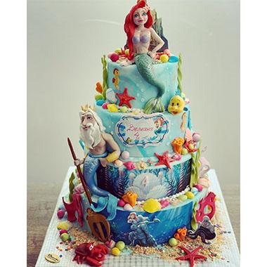 Торта Ариел