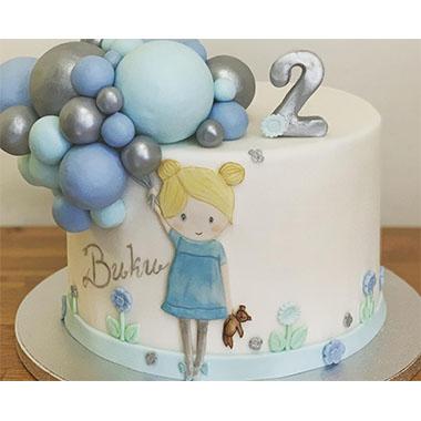 Торта Балончета