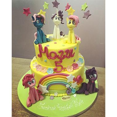 Торта Понитата