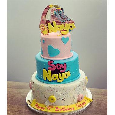 Торта Soy Luna 2