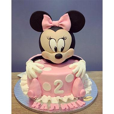 Торта Мини Маус Панделка