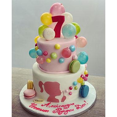 Торта Балони и Макарони