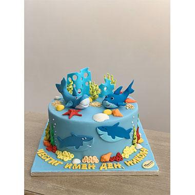 Торта Акули