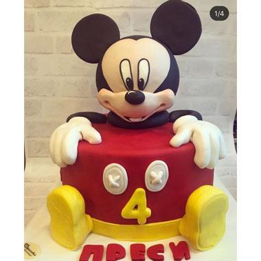 Торта Мики Маус