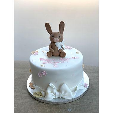 Торта Зайче с Панделка