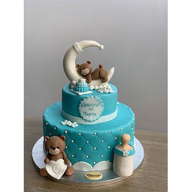 Торта Спящото Меченце