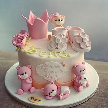 Торта Розови Мечета