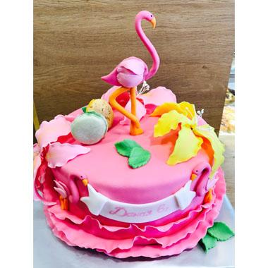 Торта Фламинго