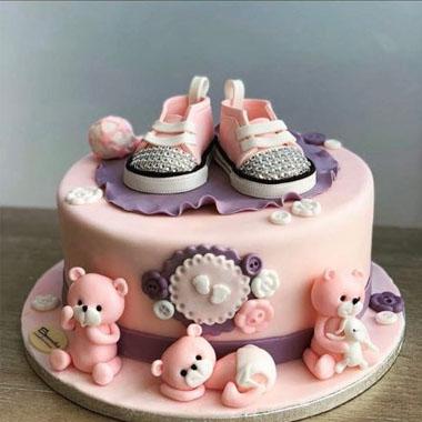 Торта обувчици