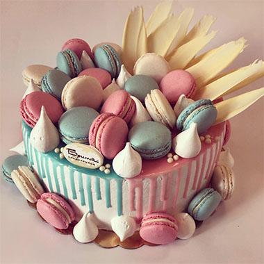 Торта Макарони
