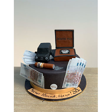 Торта Баровец