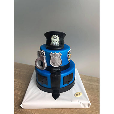 Торта Полицай