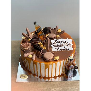 Торта Карамел