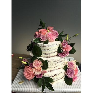 Торта Розова Магия