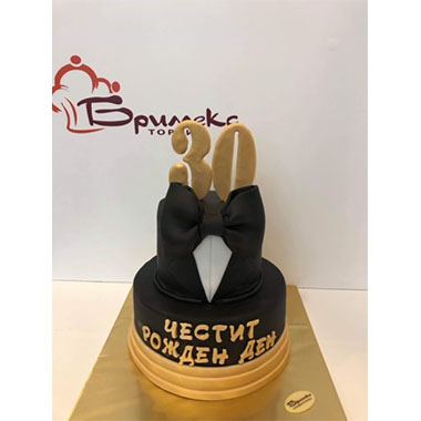 Торта Джентълмен
