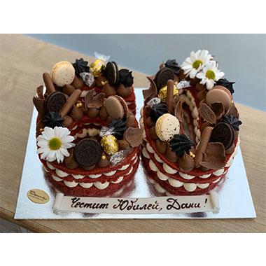 Торта Шоко Макарони