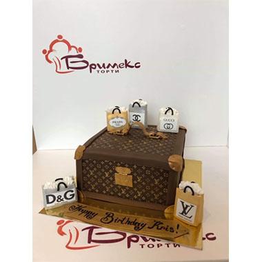 Торта Шопинг 2