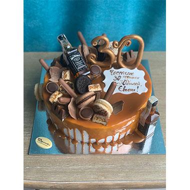 Торта Карамел 2