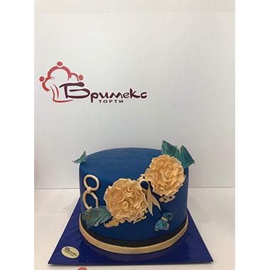 Торта Паунови пера