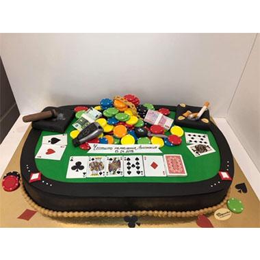 Торта Казино