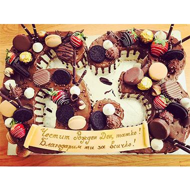 Торта Шоко 3