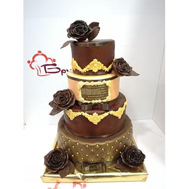 Торта Злато и Кадифе 2