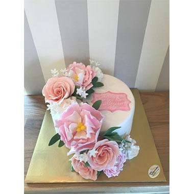 Торта Рози 2