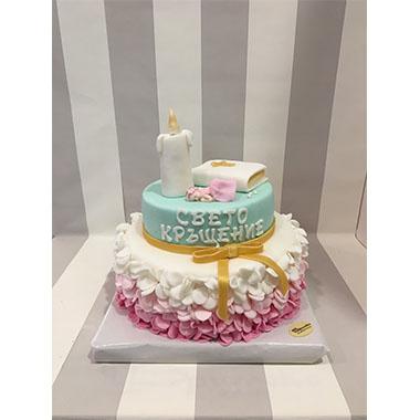 Торта Свещичка