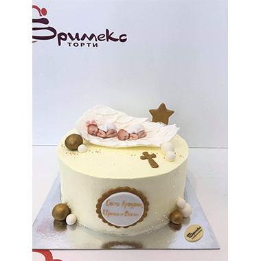 Торта Сладки бебебта