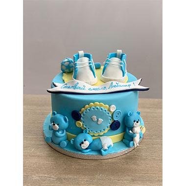 Торта Сини мечоци