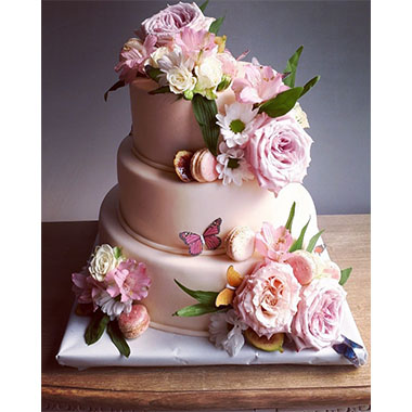 Торта Розово Вдъхновение