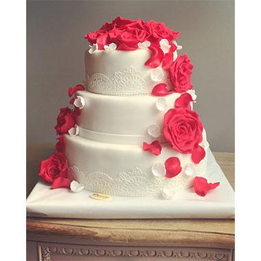 Торта Дъжд от Рози