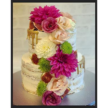 Торта Цветна градина 3