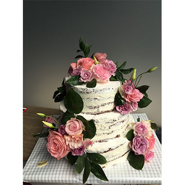 Торта Розова Градина