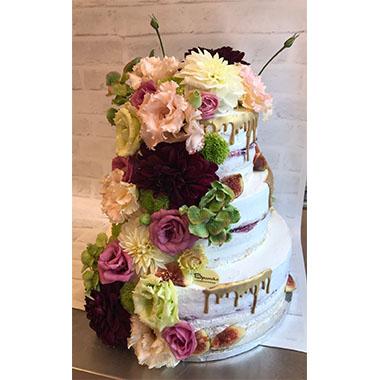 Торта Цветна градина 5