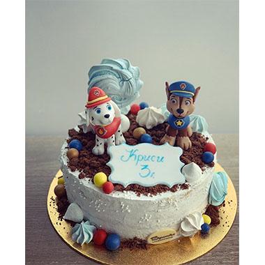 Торта Пес Патрул 4
