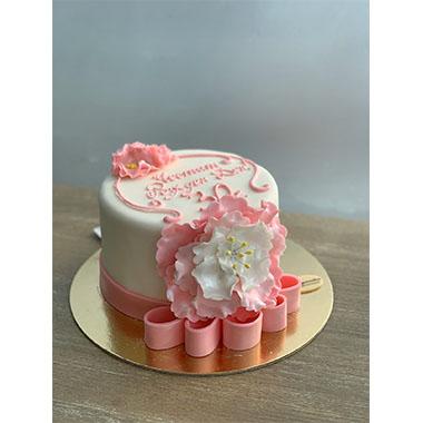 Торта Розов Мак