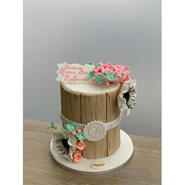 Торта Цветна градина 6