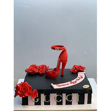 Торта Обувка