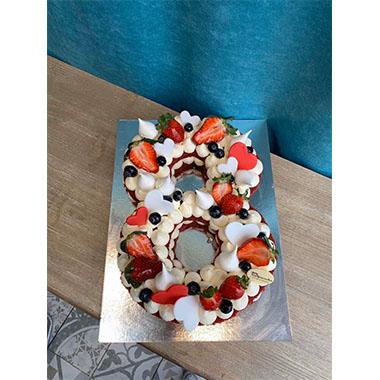 Торта Ягоди и Боровинки
