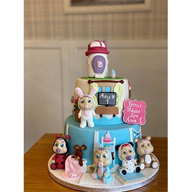 Торта Бебе Бос 2