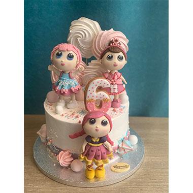 Торта Момиченца