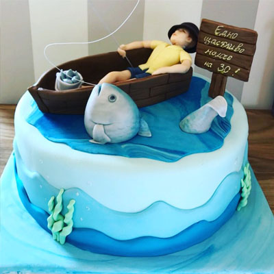 Торта Рибар