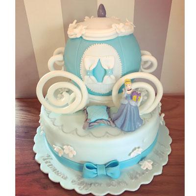 Торта Пепеляшка