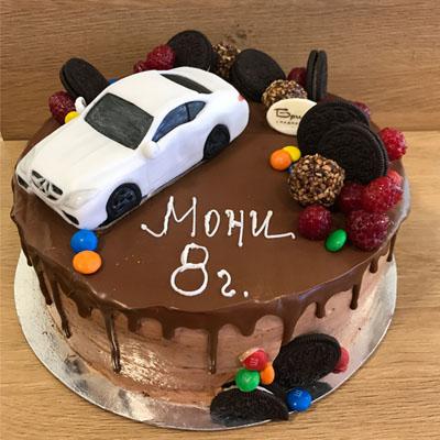 Торта Мерцедес