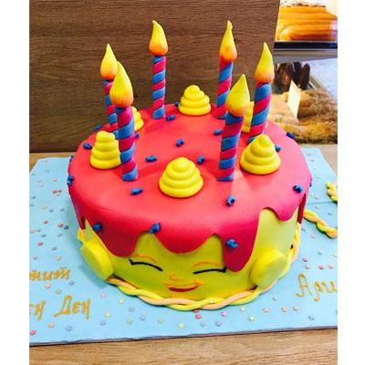 Торта Свещички